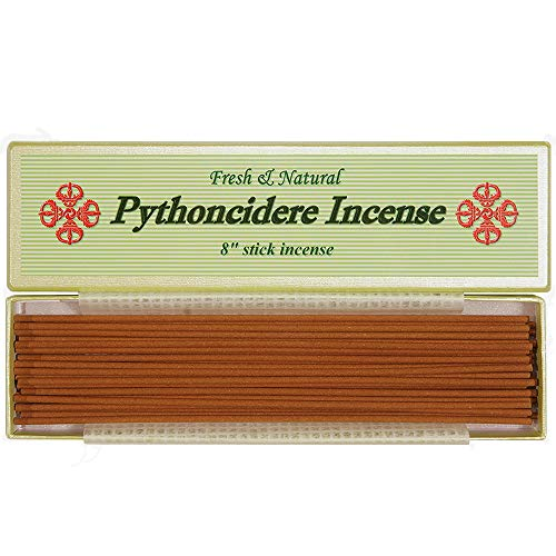 20,3cm Pythoncidere incenso incenso 100% Naturale D007T