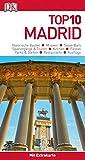 Top 10 Reiseführer Madrid: mit Extra-Karte und kulinarischem Sprachführer zum Herausnehmen