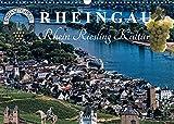 Rheingau - Rhein Riesling Kultur (Wandkalender 2022 DIN A3 quer)