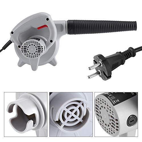 Elettrico Spolverino Aria Handheld Alta Pressione Cleaner Blower Soffiatore per Polvere con Sacchetto per Polvere Strumento per Pulizia della Polvere per Computer Auto Domestico Negozio Giardino