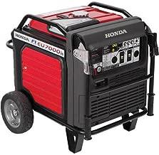 Generators Honda EU7000is - 5500 Watt Electric Start Portable Inverter