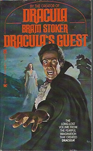 Dracula's Guest 0890834016 Book Cover