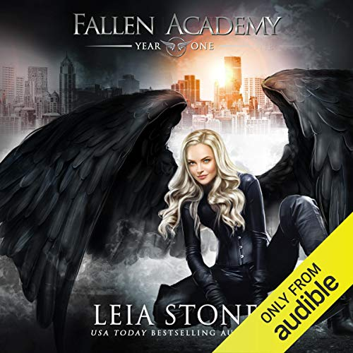 Page de couverture de Fallen Academy: Year One