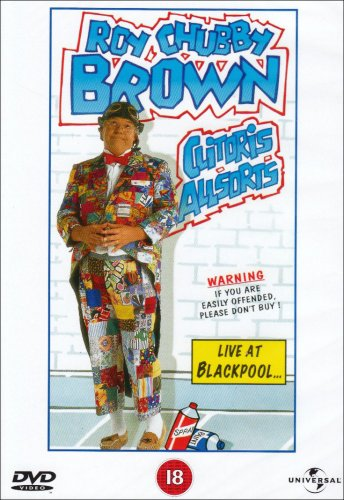 Photo of Roy Chubby Brown: Clitoris Allsorts [DVD]