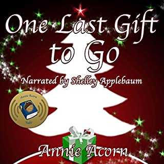 One Last Gift to Go audiobook cover art
