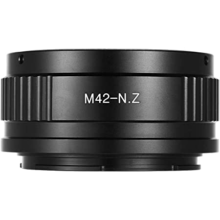 Fotodiox Pro Lens Mount Adapter Compatible With M42 Kamera