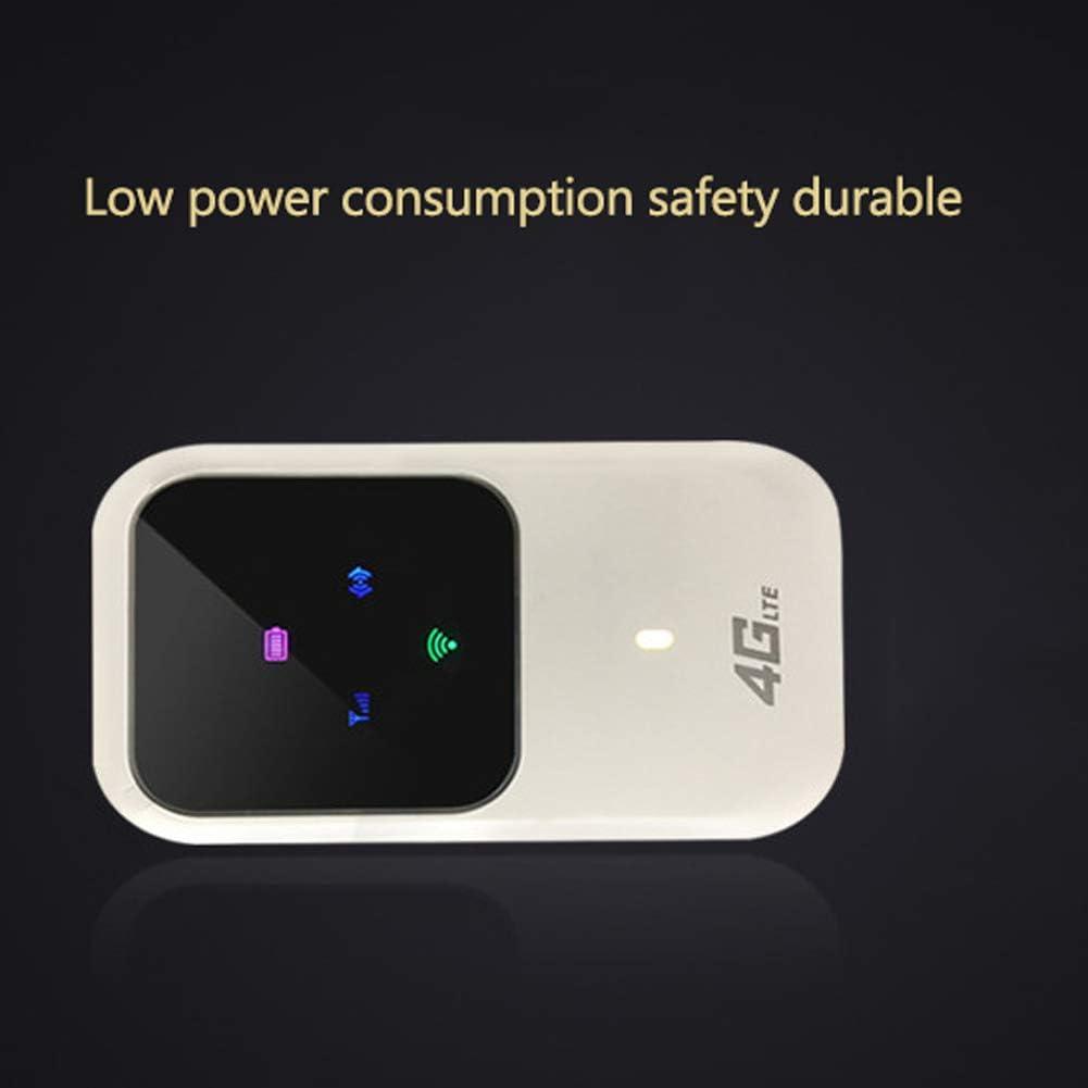 4G LTE LED Indicator Wireless WiFi Car Hotspot Strong Signal ...