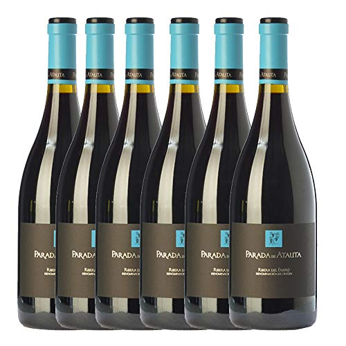 Vino Tinto Parada de Atauta - D.O. Ribera del Duero - Caja 6 botellas x 75cl
