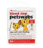 Petkin Pet Blood Stop Swabs