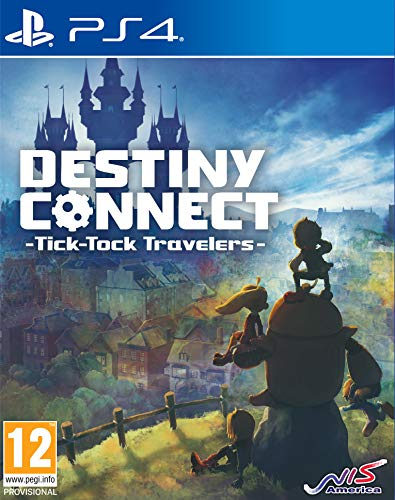 Destiny Connect: Tick-Tock Travelers for PlayStation 4