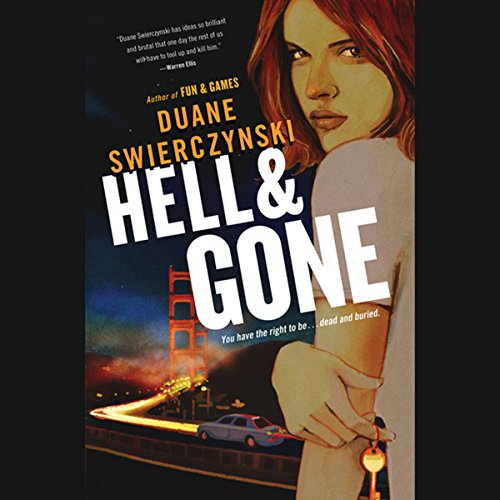 Hell and Gone audiobook cover art