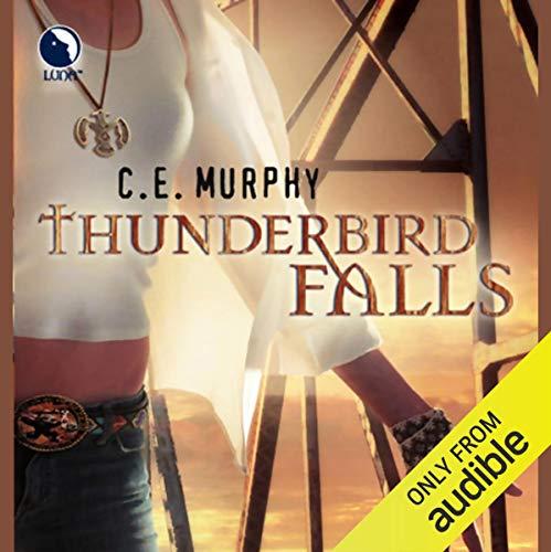 Thunderbird Falls audiobook cover art
