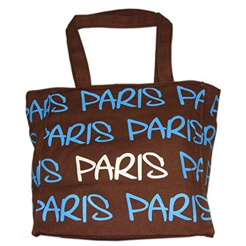 Robin Ruth - Sac Shopping II Paris Robin Ruth - Couleur : Marron