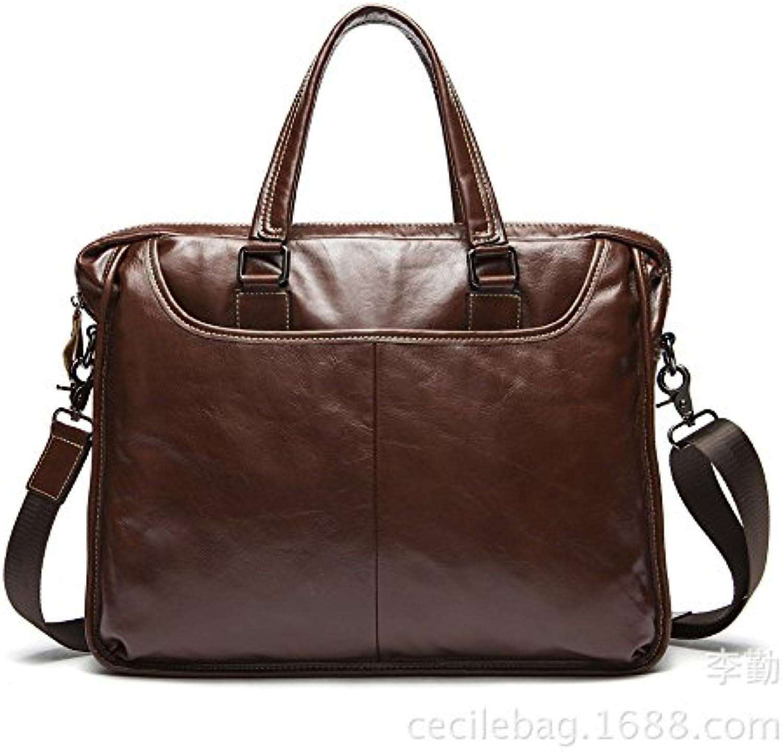 ZL-stb Handtaschen, Männer Aktentaschen, Freizeit, Große Kapazitäten B072WPTF7K | | | Praktisch Und Wirtschaftlich  8442f9