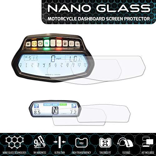 Speedo Angels Nano Glass Protecteur d'écran pour DIAVEL (2011+) x 2