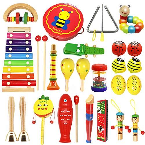 Rainbow Finger Piano World Music Instruments FAIRTRADE Ideal Gift.
