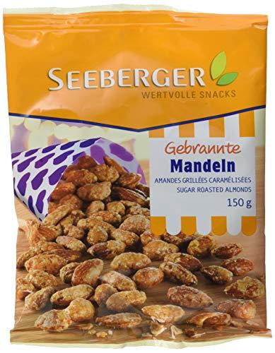 Seeberger Gebrannte Mandeln, 150 g