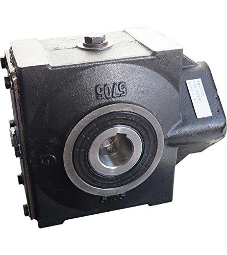 Kratzbodenantrieb - hydraulisches Getriebe 5705 Größe Abtrieb Ø 40mm