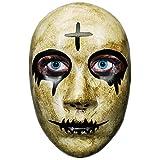 Maschera di Purga Killer per Horror della Croce Grigia per Uomo, Film The Purge Anarchy, Festa in...