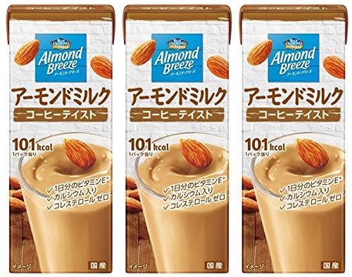 ポッカサッポロ アーモンドブリーズ アーモンドミルク コーヒーテイスト 200g