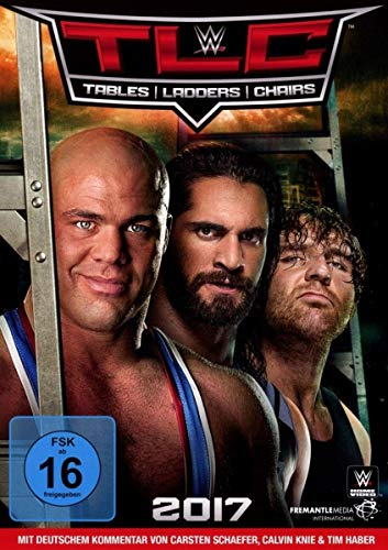 WWE - TLC 2017 - Tables, Ladders and Chairs 2017