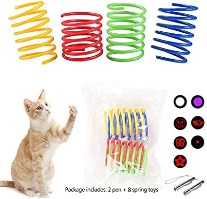 ZinonMax Cat Dog Play Tools for Indoor Playing Training Exercise