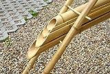 Woolux Wasserspiel aus Bambus inkl. Plastikschlauch …