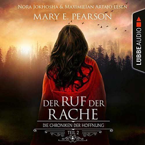 Der Ruf der Rache audiobook cover art