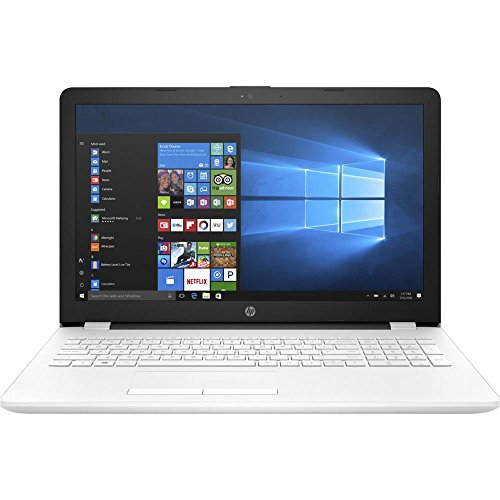 "HP 15-bw059ns - Ordenador portátil de 15.6"" HD (APU AMD Dual-Core A4-9120, 4 GB RAM, disco duro de 1 TB, gráfica integrada AMD Radeon R3, Windows 10 Home 64) negro azabache - Teclado QWERTY Español"