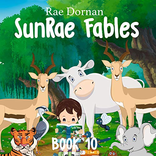 SunRae Fables, Book 10 audiobook cover art
