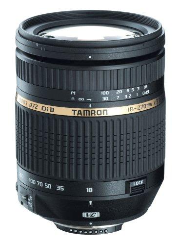 Tamron AF 18-270mm f/3.5-6.3 Di-II VC LD ASL IF Nikon AF schwarz