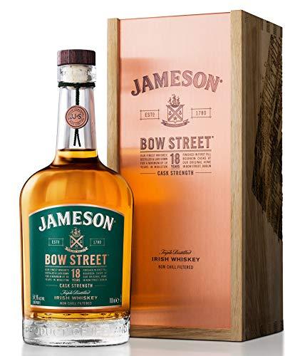 5. Whisky Jameson 18 años Bow Street Malta Whisky