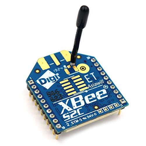 Asiawill XBee Module Series S2C 2mW Zigbee, kabelloses Datenübertragungsmodul