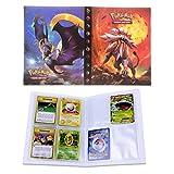 Porta Carte Pokemon, Raccoglitore Carte Pokémon, Album per Carte Pokemon GX, può ospitar...
