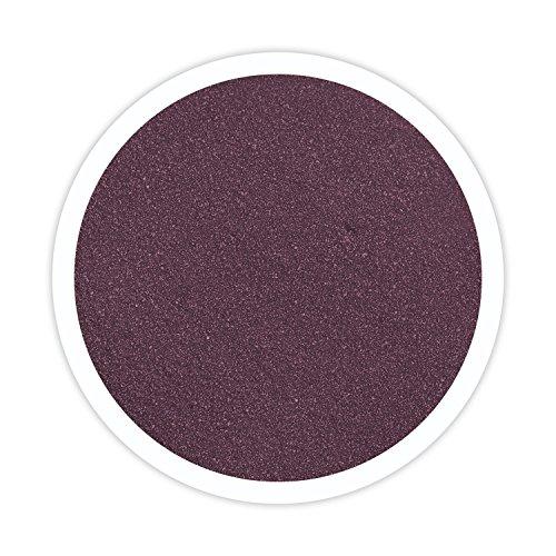 Sandsational Sparkle Plum Unity Sand, 22 oz, Colored Sand for Weddings, Vase Filler, Home Décor, Craft Sand