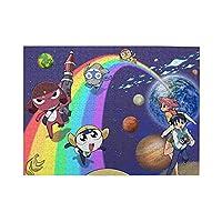 ケロロ軍曹 500ピースパズル ース教育パズル 家の装飾 レジャーおよびエンターテインメントゲーム クリスマス 贈り物 誕生日 プレゼント