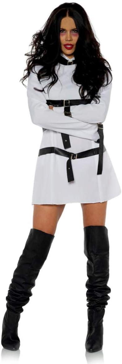 Horror-Shop Traje De Camisa De Fuerza para Damas con Hebillas ...