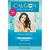 Calgon Ultra-Moisturizing Bath Beads, Ocean Breeze, 30 Ounce