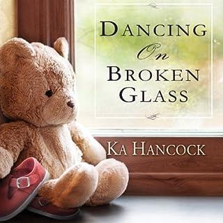 Dancing on Broken Glass audiobook cover art