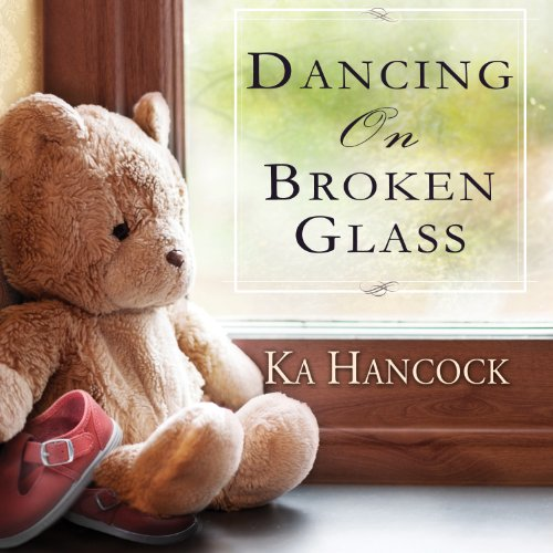 Dancing on Broken Glass audiobook cover art