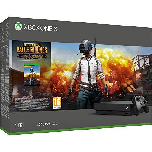 Xbox One X 1Tb + Playerunknow'S Battlegrounds [Bundle]