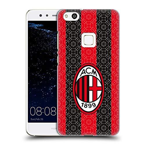 Head Case Designs Ufficiale AC Milan in Casa 2020/21 Kit Crest Cover Dura per Parte Posteriore Compatibile con Huawei P10 Lite
