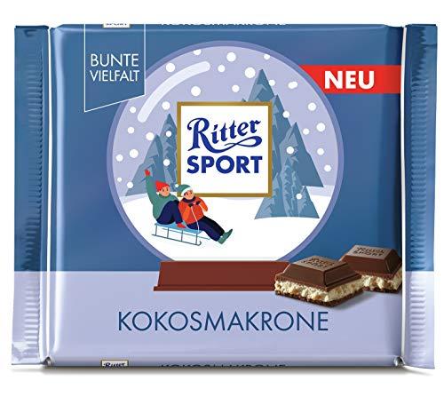 Ritter SPORT Kokosmakrone, 100 g