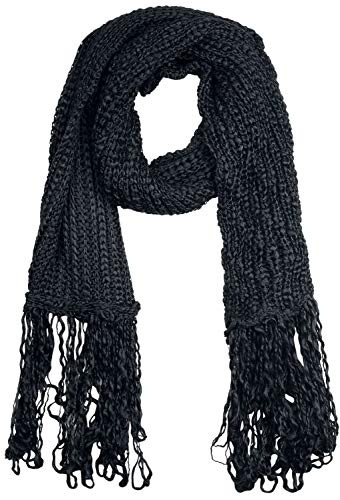 Black Premium by EMP Take Your Scarf Unisex Schal schwarz one Size 100% Polyacryl Basics, Casual Wear