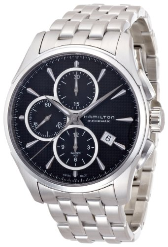 Hamilton Jazzmaster Men's 42mm Chronograph Automatic Date Watch H32596131
