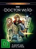 Doctor Who - Vierter Doktor - Flucht aus dem E-Space LTD. (+ DVD) [Blu-ray]