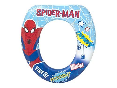 Reductor de poceta acolchado de Spiderman