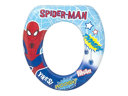 Lulabi 1503 Spiderman Reductor WC Soft, multicolor