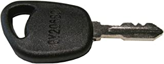 Ignition key for Cub Cadet, John Deere, Delat, DR, Poulan, Part Number GY20680