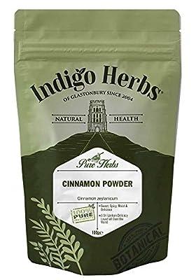 Indigo Herbs Cinnamon Powder 100g